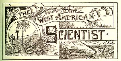 West American Scientist