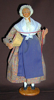 Doll from private collection