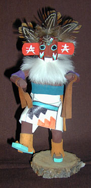 Kachina doll from private collection