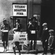 Titanic Disaster Fund. Funds were immediately set up in both the United States and Great Britain for relief of survivors' immediate needs and for long-range annuity payments.
