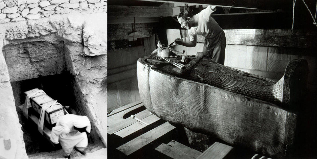 King Tut Tomb Discovery: The Discovery Of King Tut At The San Diego Natural History